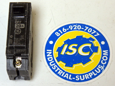 <b>General Electric - </b>THQB1120 Circuit Breaker